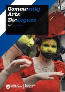 Community arts Dialogues - 1