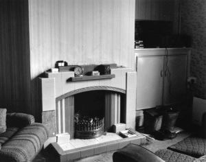 Fireplace (Sydney Bowler)