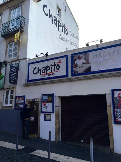 Chapitô - 1