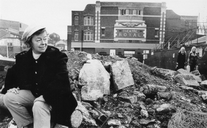 Joan Littlewood and Theatre Royal