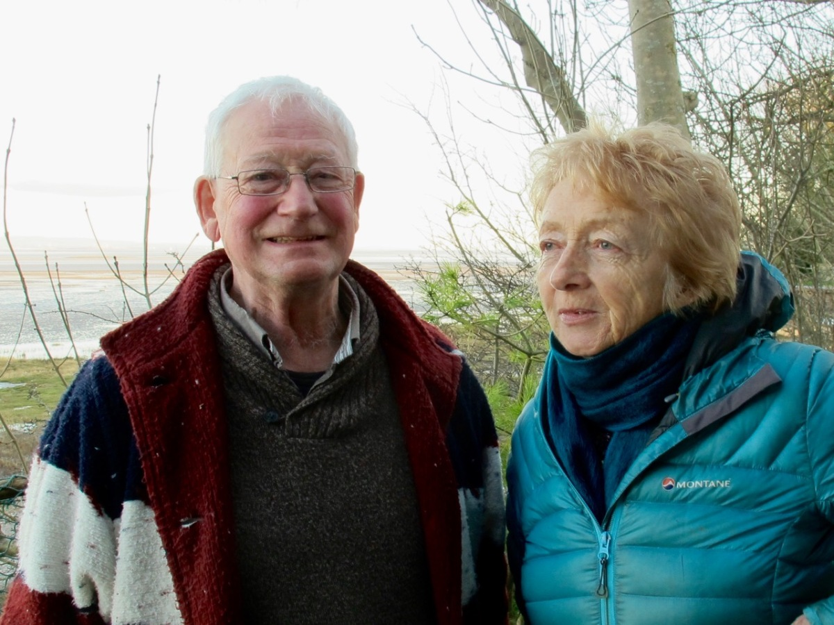 English visionaries: John Fox, Sue Gill and Welfare State