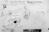 Nadia Nagual's sketches for mice