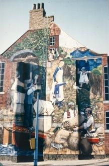 1985 Appletongate Mural