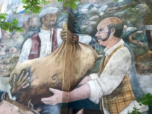 2016 Appletongate Mural (detail)