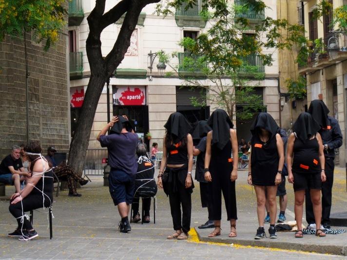 'VULNUS'' Transformas, Barcelona 2016