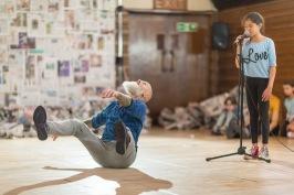 'Men & Girls Dance' - Fevered Sleep (Photo Benedict Johnson)