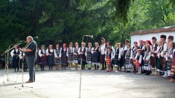 Village Gathering, Bulgaria 2003, part of the KBF Living Heritage Programme