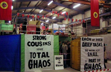 Reactor - Total Ghaos (2006)