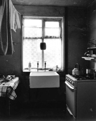 Photograph taken by a non-professional artist supported by Ross Boyd and participating in the East Midlands Shape project, 'Looking Back, Looking Forward' Derby (UK) 1989-1991