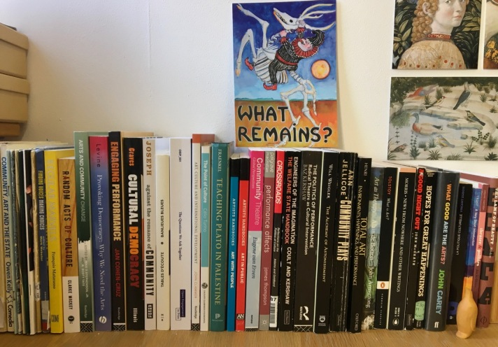 Books about community art - 1