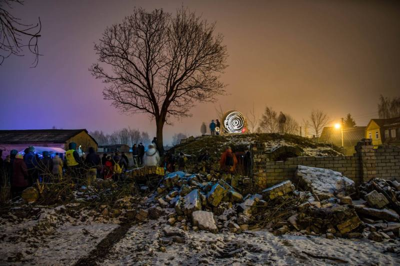 'The Cabbage Field' (Photo Darius Petrulis) 1