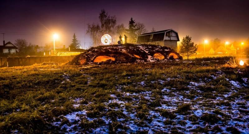 'The Cabbage Field' (Photo Darius Petrulis) 2