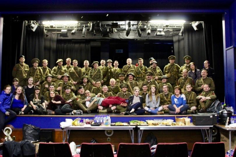 NTS Shetland Group afterwards