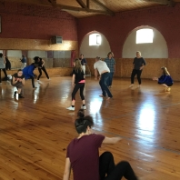 Antonio Bukhar dance workshop