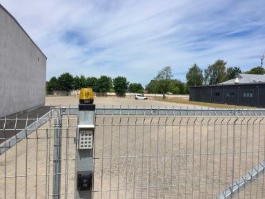 Barracks site, new insustrial park