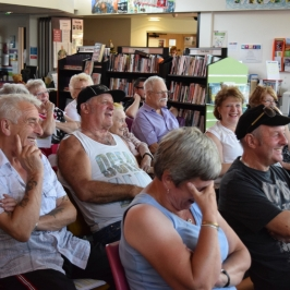 Martin Parr Film Screening at Great Bridge Library