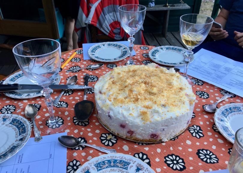 Vita's cake