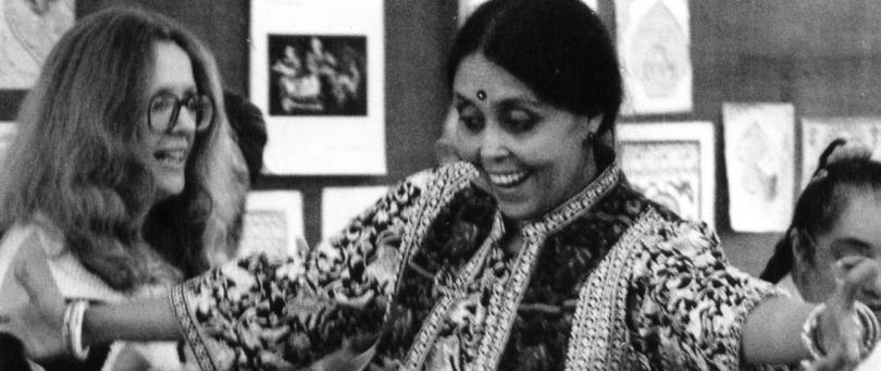 1993 South Asian Dance Workshop