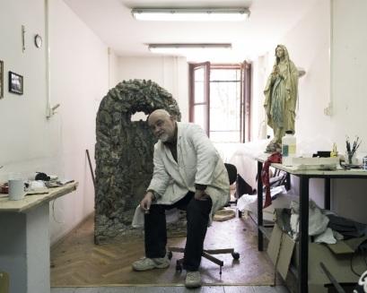 Damir Lazzari, Ja sam Muzej (photos by Zijah Gafić 2015)