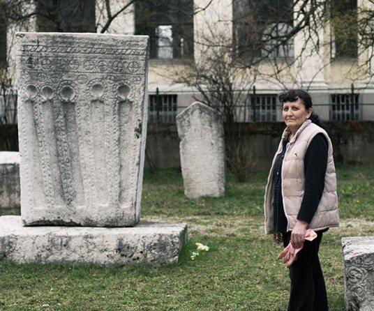 Djula Keric, Ja sam Muzej (photos by Zijah Gafić 2015)