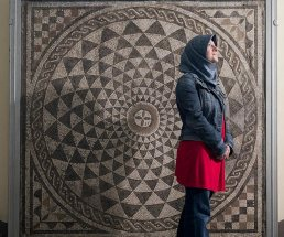 Edina Djana, Ja sam Muzej (photos by Zijah Gafić 2015)