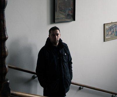 Ernis Sljivo, Ja sam Muzej (photos by Zijah Gafić 2015)