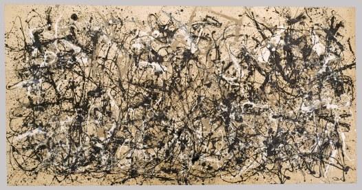 Jackson Pollock, 1950, Autumn Rhythm (Number 30)