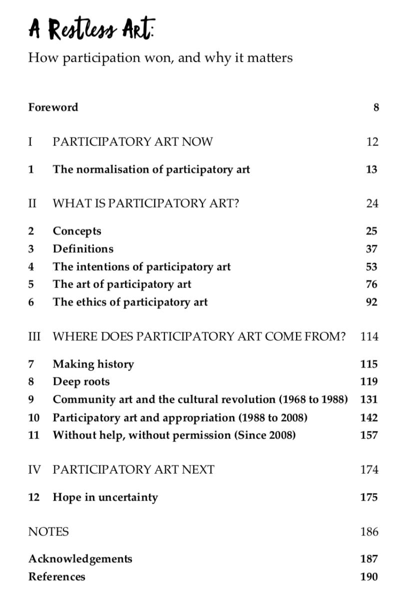 181016 A Restless Art Contents