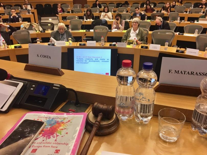 S&D Conference EU Parliament - 4